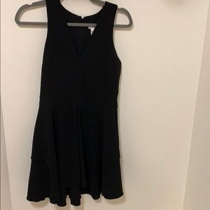 Bar III black dress
